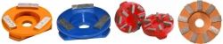 Алмазные фрезы для мозаично-шлифовальных машин типа СО