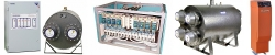 Электрические тэновые котлы класса Профессионал (от 36 кВт)