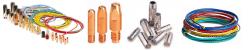 Расходные части для полуавтоматических горелок