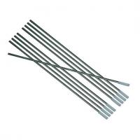 1734 вольфрамовые электроды foxweld wc-20 175 мм церированные (серый цвет) (10 шт. в упаковке)