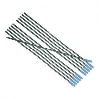 1757 вольфрамовые электроды foxweld wy-20 175 мм иттрий (синий цвет) (10 шт. в упаковке)