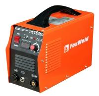 аппарат аргонодуговой сварки foxweld tig 163 dc