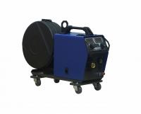 инверторный сварочный полуавтомат aurorapro skyway 350 dual pulse с водяным охлаждением