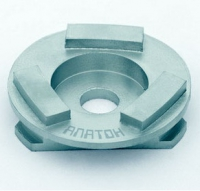 фреза алмазная алатон cо al-fc(45/50) 400/315 (полировка)