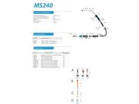 горелка сварог ms 240