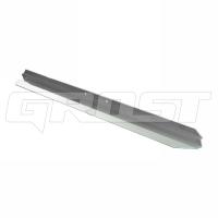 110270 выравнивающий профиль 1,8 м для виброрейки grost qvrm (алюминиевый)