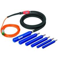 вибратор глубинный высокочастотный hervisa av 525 premium (без преобразователя)