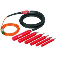 вибратор глубинный высокочастотный hervisa av 525 standart (без преобразователя)