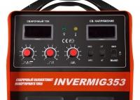 3230 сварочный полуавтомат foxweld invermig 353 с отдельным мп