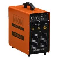 сварочный инвертор полуавтомат неон (neon) пдг-201