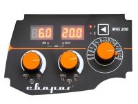 00000091097 сварочный полуавтомат сварог pro mig 200 synergy (n229)