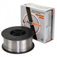 4872 проволока сварочная порошковая foxweld e71t-gs ∅0,8 мм 0,9 кг самозащитная (без газа)