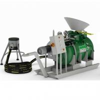 смеситель-пневмонагнетатель со-241с тополь (броня, салазки)
