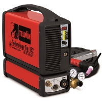 852030 сварочный аппарат telwin technology tig 182 ac/dc-hf/lift 230v+ac (для аргонодуговой сварки)