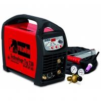 852055 сварочный аппарат telwin technology tig 230 dc-hf/lift 230v +acc (для аргонодуговой сварки)