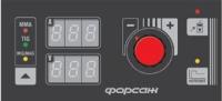 сварочный полуавтомат форсаж-502 (промышленный трехфазный сварочный аппарат постоянного тока для полуавтоматической и механизированной сварки и ручной дуговой сварки плавкими штучными электродами)
