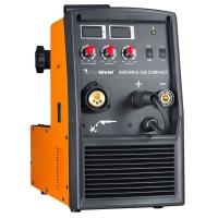 6144 сварочный полуавтомат foxweld invermig 200 compact