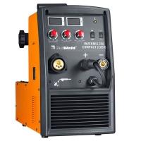 6145 сварочный полуавтомат foxweld invermig 250 compact (220v)