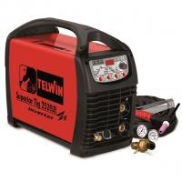 816117 сварочный аппарат telwin superior tig 252 ac/dc hf/lift vrd 400v+acc (для аргонодуговой сварки)