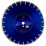 Алмазный диск 230 по железобетону DIAM Tiger ExtraLine (лазерная сварка сегментов)