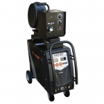 Сварочный полуавтомат FoxWeld FoxMig 5000 с отд. МП на тележке