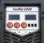 4015 сварочный полуавтомат foxweld foxmig 5000 с отд. мп на тележке