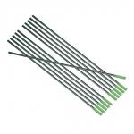 Вольфрамовые электроды FoxWeld WP 175 мм чистый вольфрам (зеленый цвет) (10 шт. в упаковке)