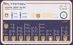 TTGAC250P аппарат аргонодуговой сварки triton alutig 250р ac/dc