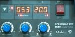 10039 инверторный сварочный полуавтомат aurorapro speedway 200 (mig/mag+mma)