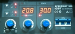 10905 инверторный сварочный полуавтомат aurorapro speedway 300 (mig/mag+mma)
