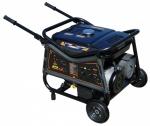 Бензиновая электростанция FoxWeld Expert G6700EW