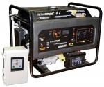 Бензиновая электростанция FoxWeld Expert G7500ATS