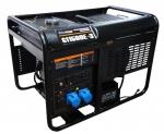 Бензиновая электростанция FoxWeld Expert G11500E-3