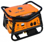 Бензиновая электростанция FoxWeld Standart G7000E