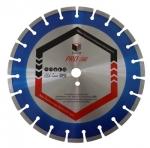 Алмазный диск 230 по железобетону DIAM Pro Line (лазерная сварка сегментов)
