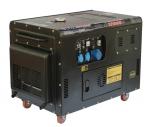 Дизельный генератор FoxWeld D12000S