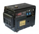 Дизельный генератор FoxWeld D7500ES