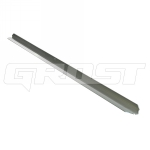 Выравнивающий профиль 3 м для виброрейки GROST QVRM (алюминиевый)