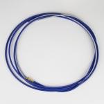 Канал направляющий 0,6-0,8 мм сталь синий, 3 м 124.0011/GM0500