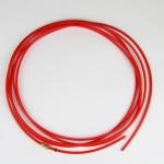 Канал направляющий 1,0-1,2 мм тефлон красный, 3 м 126.0021/GM0610