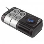 Компактный стабилизатор напряжения FoxWeld Compact 500 (однофазный, электронный)