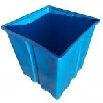 Пластиковый универсальный контейнер ПЛАСТО С1000 (для строительного мусора)