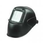Маска сварщика FoxWeld ГЛАДИАТОР черная с откидным стеклом С5 (без светофильтра)