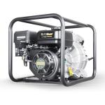 Бензиновая мотопомпа FoxWeld FoxPump 1300T80 для загрязненной воды