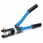 Пресс гидравлический ручной КВТ ПГР-120 для опрессовки наконечников