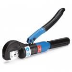Пресс гидравлический ручной КВТ ПГР-70 для опрессовки наконечников