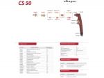 IVT6807 плазмотрон сварог cs 50