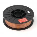 Сварочная проволока стальная омедненная DEKA ER70S-6 ∅0,6; 0,8; 1,0; 1,2; 1,6 мм (СВ08Г2С)
