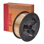 Проволока сварочная медная Bercoweld S3 CuSi3 ∅0,8 мм 15 кг (аналог CuSi3Mn, БрКМц, OK Autrod 19.30, DT-CuSi3)