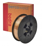 Проволока сварочная медная Bercoweld S3 CuSi3 ∅0,8 мм 5 кг (аналог CuSi3Mn, БрКМц, OK Autrod 19.30, DT-CuSi3)
